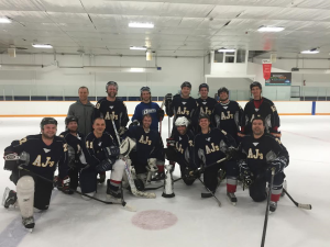 Congrats to our C Division Champs: Average Joe's