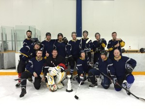 Congrats to our C Division Champs: Tycas Energy/Honkers Pub Rams